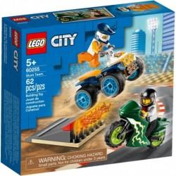 LEGO City Nitro Wheels 60255 Stunt Team