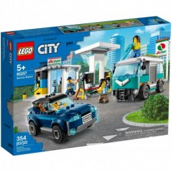LEGO City Nitro Wheels 60257 Service Station