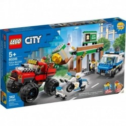 LEGO City Police 60245 Police Monster Truck Heist