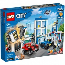 LEGO City Police 60246 Police Station