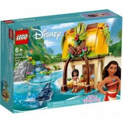 LEGO Disney Princess 43183 Moana's Island Home