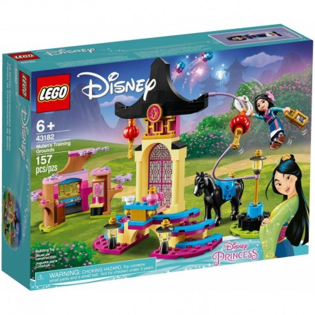 LEGO Disney Princess 43182 Mulan's Training Grounds