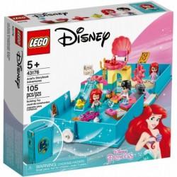 LEGO Disney Princess 43176 Ariel's Storybook Adventures