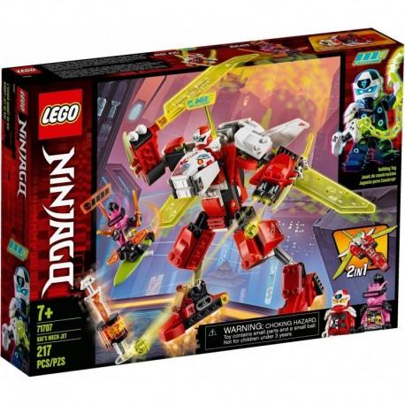 LEGO Ninjago 71707 Kai's Mech Jet