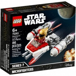 LEGO Star Wars 75263 Resistance Y-wing Microfighter