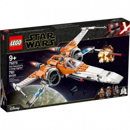 LEGO Star Wars 75273 Poe Dameron's X-wing Fighter