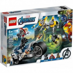 LEGO Marvel Avengers 76142 Avengers Speeder Bike Attack