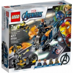LEGO Marvel Avengers 76143 Avengers Truck Take-down