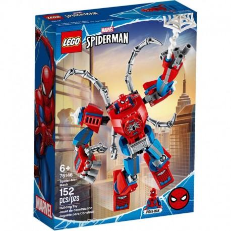 LEGO Marvel Spiderman 76146 Spider-Man Mech