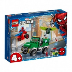 LEGO Marvel Spiderman 76147 Vulture's Trucker Robbery