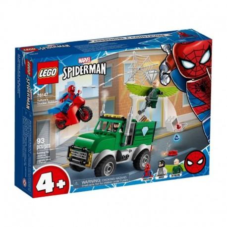 LEGO Marvel Spiderman 76147 Vulture's Trucker Robbery