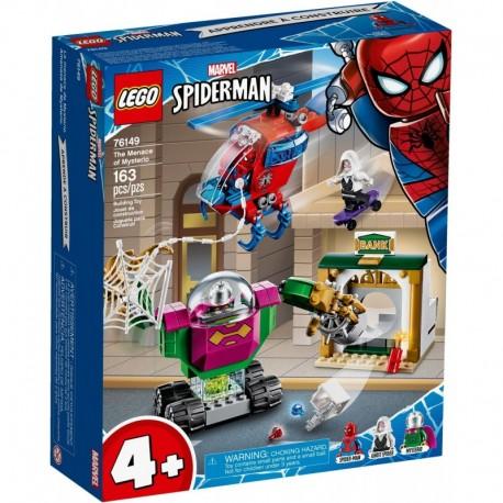 LEGO Marvel Spiderman 76149 The Menace of Mysterio