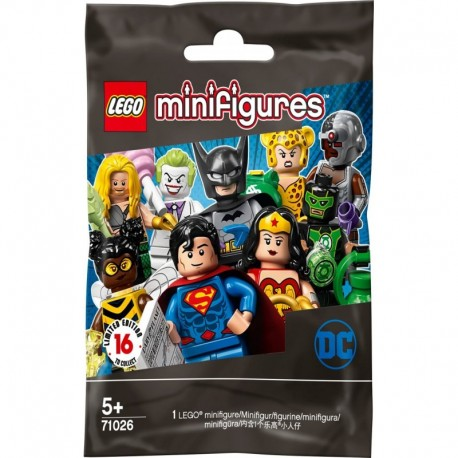 LEGO Collectible Minifigures 71026 DC Super Heroes Series