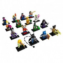 LEGO Collectible Minifigures 71026 DC Super Heroes Series Complete Set of 16
