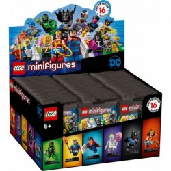 LEGO Collectible Minifigures 71026 DC Super Heroes Series Complete Box of 60