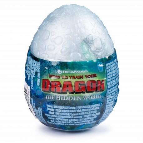 How to Train Your Dragon 3 Plush Dragon Eggs S2 - White