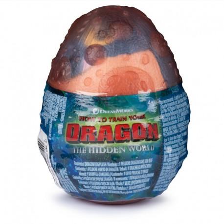 How to Train Your Dragon 3 Plush Dragon Eggs S2 - Peach
