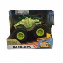 Hot Wheels Monster Trucks 1:43 Bash-Ups Collection - Motosaurus
