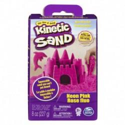 Kinetic Sand Neon Sand 8oz - Pink