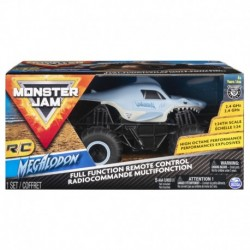 Monster Jam 1:24 Remote Control Megalodon