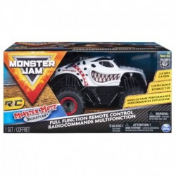 Monster Jam 1:24 Remote Control Monster Mutt