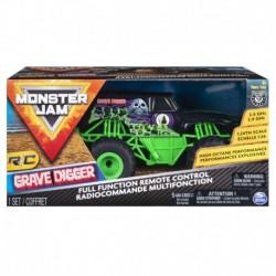 Monster Jam 1:24 Remote Control Grave Digger