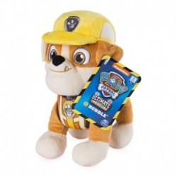 Paw Patrol Ultimate Rescue Basic Plush - Rubble