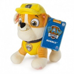 Paw Patrol Basic Plush - Rubble
