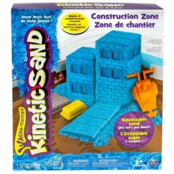 Kinetic Sand - Construction Zone Playset
