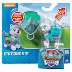 Paw Patrol Action Pack Pup & Badge Asst - Everest
