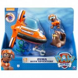 Paw Patrol Zuma Bath Playset