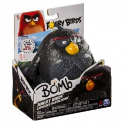 Angry Birds Deluxe Action Figures - Bomb