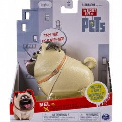 The Secret Life of Pets Walking Talking Pets Asst(English sound chip) - Mel
