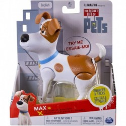 The Secret Life of Pets Walking Talking Pets Asst(English sound chip) - Max