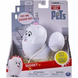 The Secret Life of Pets Walking Talking Pets Asst(English sound chip) - Gidget