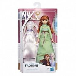Disney Frozen Arendelle Fashions Anna Fashion Doll