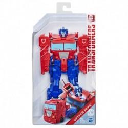 Transformers Toys Titan Changers Optimus Prime Action Figure