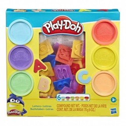 Play-Doh Fundamentals Letter Stamper Set