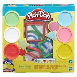 Play-Doh Fundamentals Shapes Tool Set