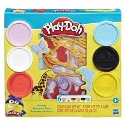 Play-Doh Fundamentals Animals Tool Set
