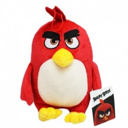 Angry Birds 8inch Angry Bird Plush Red