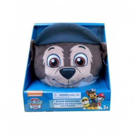 Paw Patrol Plush Bouncing Ball- Chase