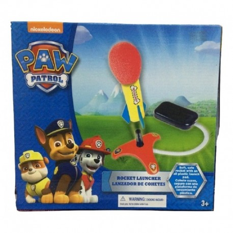 Paw Patrol Rocket Launcher
