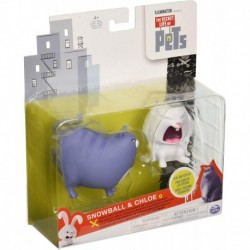 The Secret Life of Pets Snowball and Chloe Vinyl 2 Pack Altx
