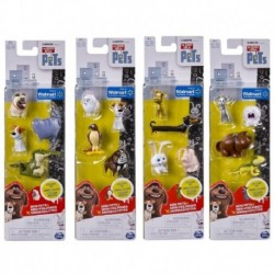 The Secret Life of Pets Mini Pet 4 Pack