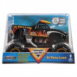 Monster Jam 1:24 Collector Die Cast Trucks - El Toro Loco 2