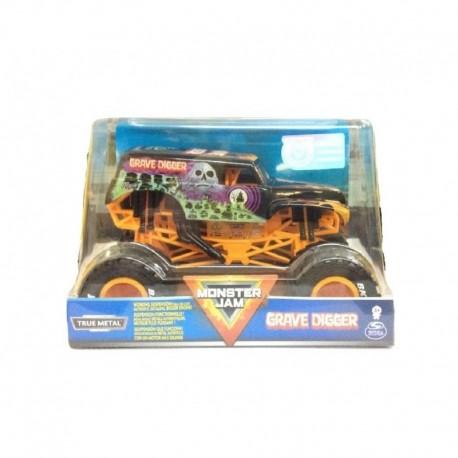 Monster Jam 1:24 Collector Die Cast Trucks - Grave Digger