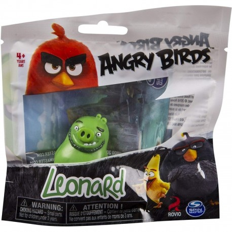 Angry Birds Collectible Figures Leonard