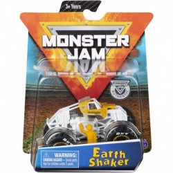 Monster Jam 1:64 Single Pack - Earth Shaker