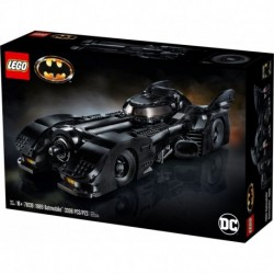 LEGO DC Super Heroes 76139 1989 Batmobile (No GWP)